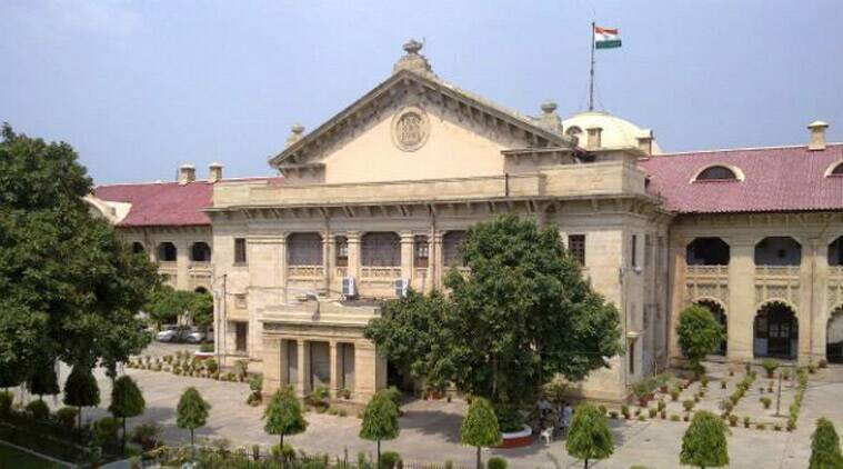 allahabad hc news, up government news, india news, indian express news