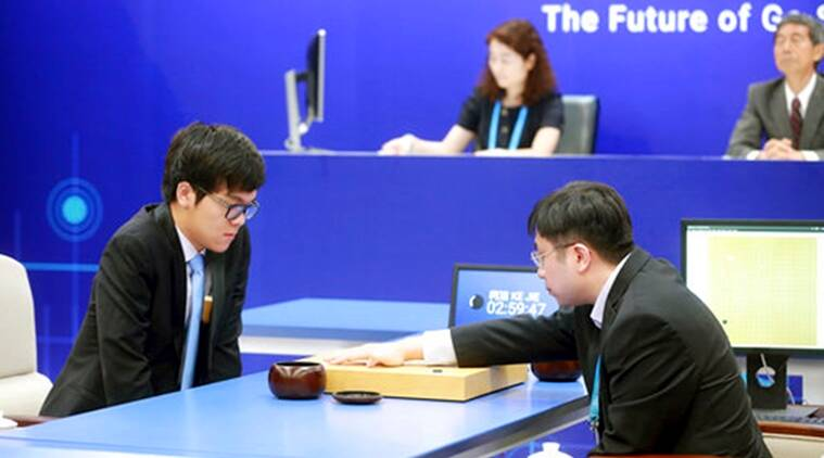 AlphaGo, Google, DeepMind, AlphaGo computer, AI, AI beats human, Artificial Intelligence, Go board game, DeepMind Computer, Google computer, Computer defeats man, AlphaGo beats champion, weiki China, baduk Korea, ancient board games