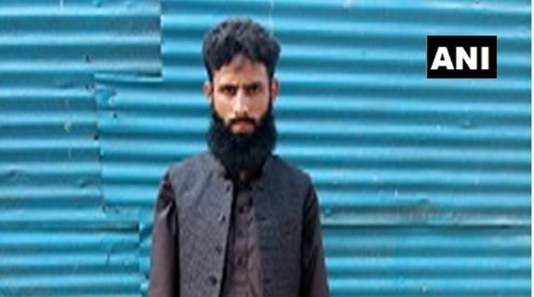 Hizbul Mujahideen, Hizbul Mujahideen terrorist, naseer ahmed, Hizbul Mujahideen terrorist caught, India Nepal, India Nepal border, Indian Express, India news, indian express