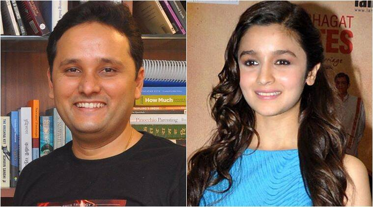alia bhatt, amish tripathi, author of meluha, trailer launch of sita warrior of mithila, indian express, indian express news