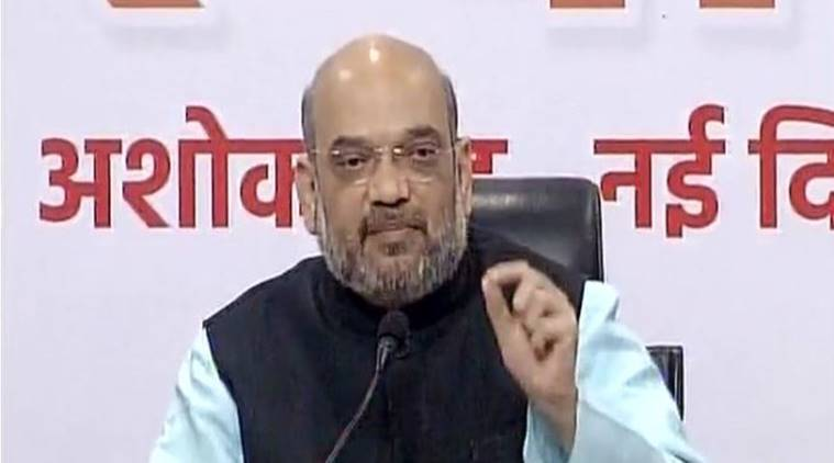 Amit Shah had food cooked by non-Dalits, says Telangana CM