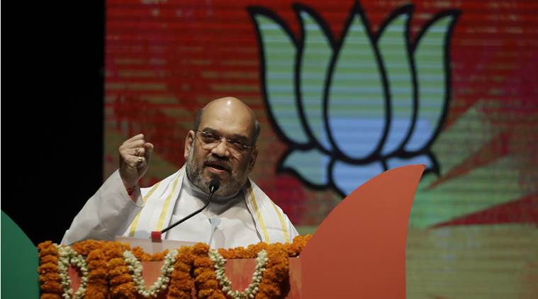 Amit Shah, Modi visit, Amit shah visit, Smart city, Lakshadweep, Lakshadweep News, Indian express news, India news, latest news,