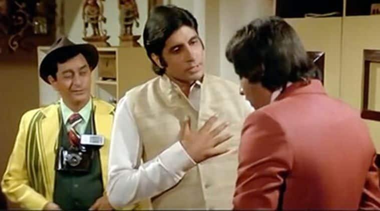 Amitabh Bachchan, Amitabh Bachchan Namak Halaal, Namak Halaal re release, Namak Haalal 35 years