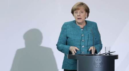 Angela Merkel before G20: Paris accord irreversible, not negotiable