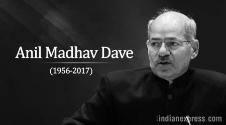Madhya Pradesh High Court dismisses PIL seeking probe into Anil Madhav Dave's death