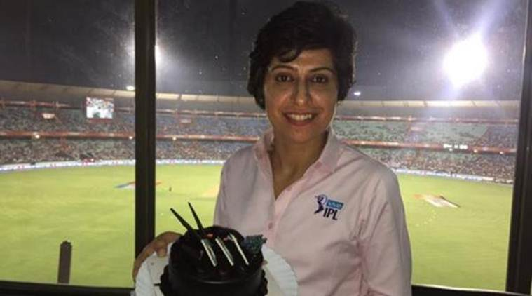 Anjum Chopra, Former Indian Women Captain, ICC Women's Cricket World Cup, IPL, Indian premier League, Biopic, Raipur, sports news, cricket news, indian express