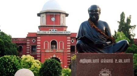 No scam in admissions in Anna University:Officials