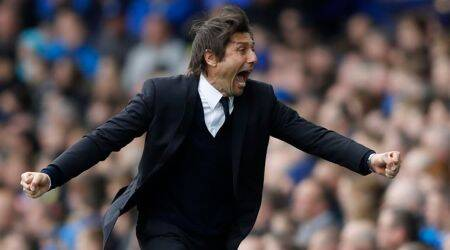 Antonio Conte, Chelsea vs Middlesbrough, Premier League, Chelsea, Antonio Conte tactics, Chelsea vs Middlesbrough match report, english football, sports news, indian express news