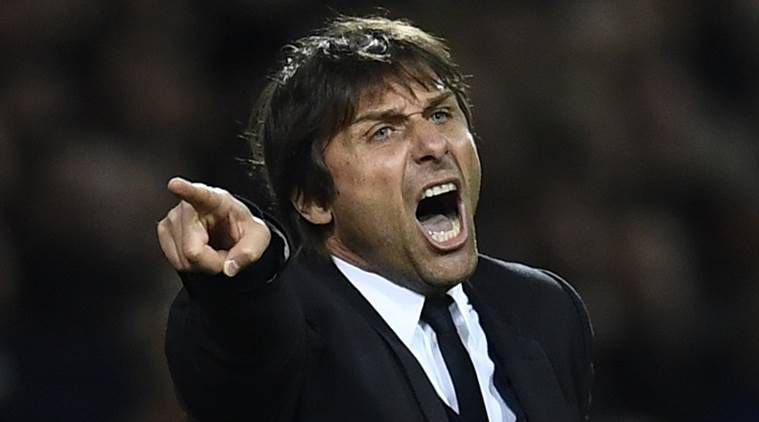 Antonio Conte, Antonio Conte news, Antonio Conte Chelsea, Chelsea win, Chelsea title, John Hollins, sports news, sports, football news, Football, Indian Express