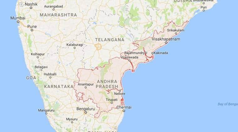 states in andhra pradesh