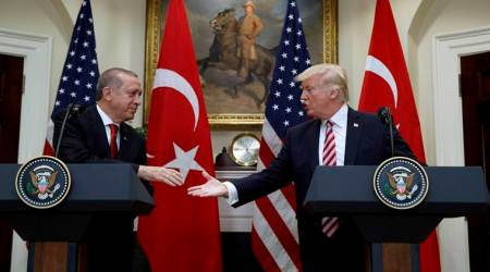 Trump, Erdogan discuss Syria over phone