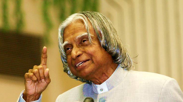 In tribute to APJ Abdu...
