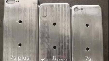 Apple, Apple iPhone 8, iPhone 8, iPhone 8 launch, iPhone 8 moulds, iPhone 7s, iPhone 7s Plus, Apple iPhone leaks, iPhone 8 launch date, mobiles, smartphones