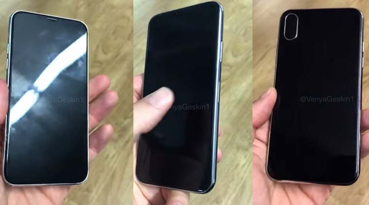 Apple IPhone 8 Leak Video