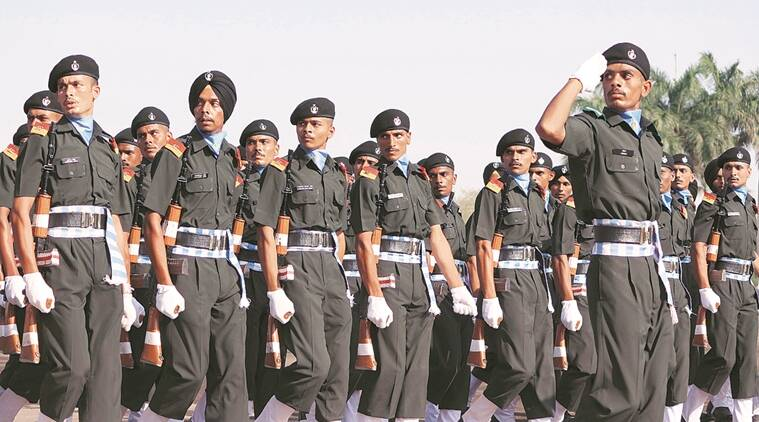 79 Armour Day, Indian army, Army Celebration, Indian express news, india news, Latest news