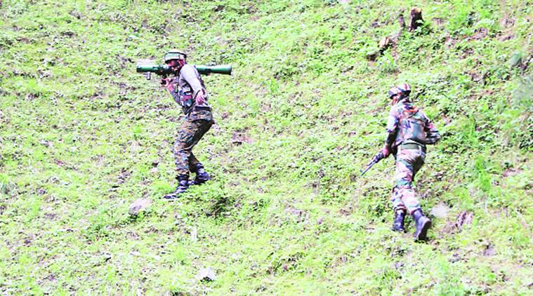 nepal, nepal families nougam soldiers, nepal india pakistan, LoC, India-Pakistan, India-Pakistan tension, Indian border tension, LoC ceasefire violation, indian express news