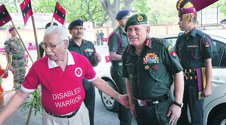 Army chief, Bipin Rawat, 7th pay commission. seventh pay commission, 7 pay commission, NFU, 6th pay commission, 6 pay commission, indian express, india news