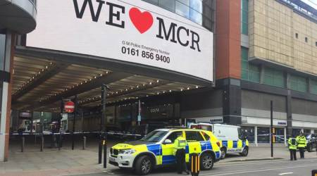 Manchester's Arndale centre, evacuated by police, man arrested, now reopens