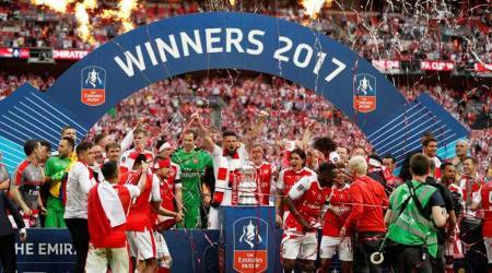 Winning seven FA Cups is not easy, believe me: Wenger