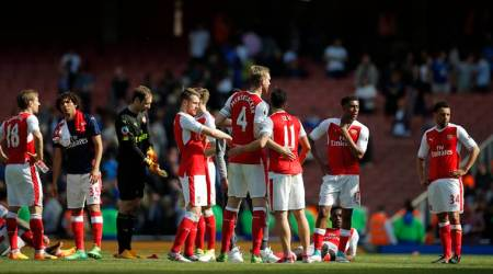 Arsenal have only themselves to blame for missing out on ChampionsLeague