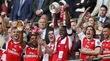 A look at Arsenal's last 13 FA Cup final wins