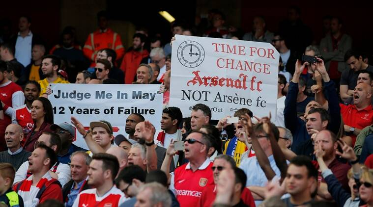 arsenal, arsene wenger, wenger, gunners, wenger out, wenger, fa cup, fa cup final, chelsea, premier league, football, sports news, indian express