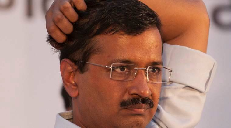 arvind kejriwal, pwd scam, india news, indian express news
