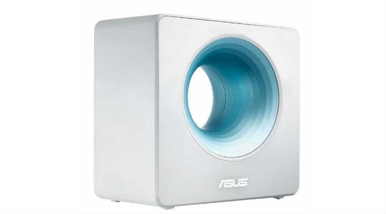 ASUS Blue Cave doesn't look like your typical AC2600 Wi-Fi router