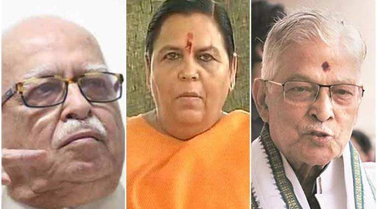 Advani & Co told to be in court in Babri Masjid case