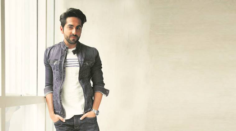 Meri Pyaari Bindu, Ayushmann Khurrana, Ayushmann Khurrana interview, Parineeti Chopra, Ayushmann Khurrana movies, bollywood news, indian express news