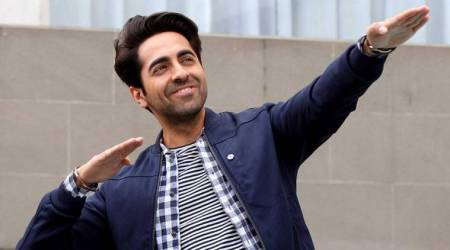 Ayushmann Khurrana Interview Pics