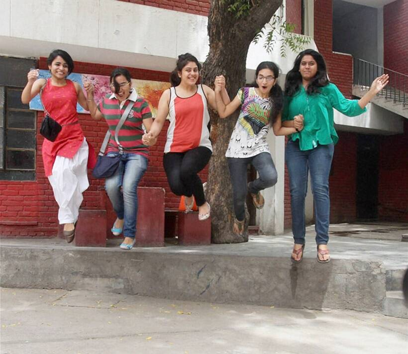 Class XII results record 14% dip in pass percentage