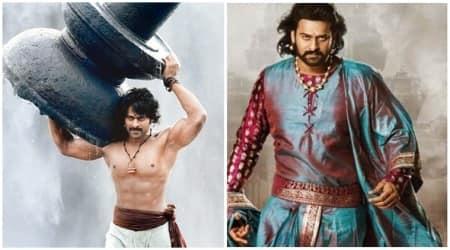 baahubali 1 vs baahubali 2, baahubali 2 vs baahubali 1, shivudu vs Amarendra baahubali pics