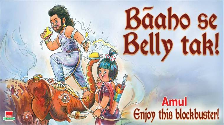 Image result for amul butter posters 2018