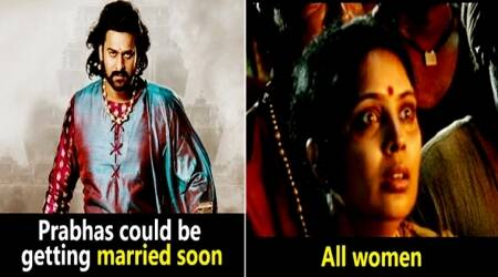 After staring the hell out of Baahubali 2, this woman has the perfect stare for 9 situations
