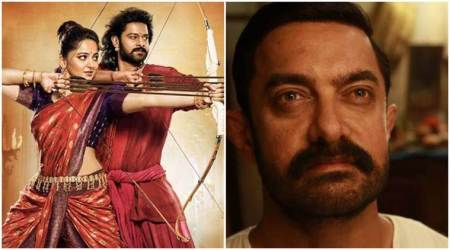 Baahubali 2, dangal, aamir khan, ss rajamouli, Baahubali 2 collection, Baahubali 2 box office collection, Baahubali 2 collections
