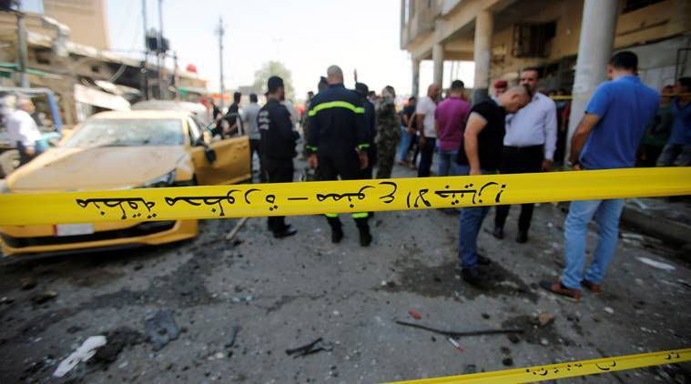 Baghdad, Baghdad bombing, Bombing in Baghdad, Islamic State