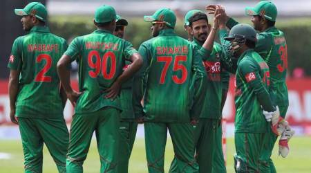 Bangladesh beat New Zealand by five wickets but Black Caps win tri-seriestitle