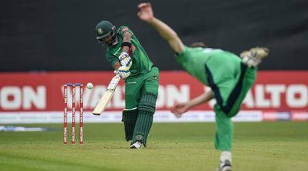 Bangladesh vs Ireland, Tri-series: Bangladesh register 8-wicket win overIreland
