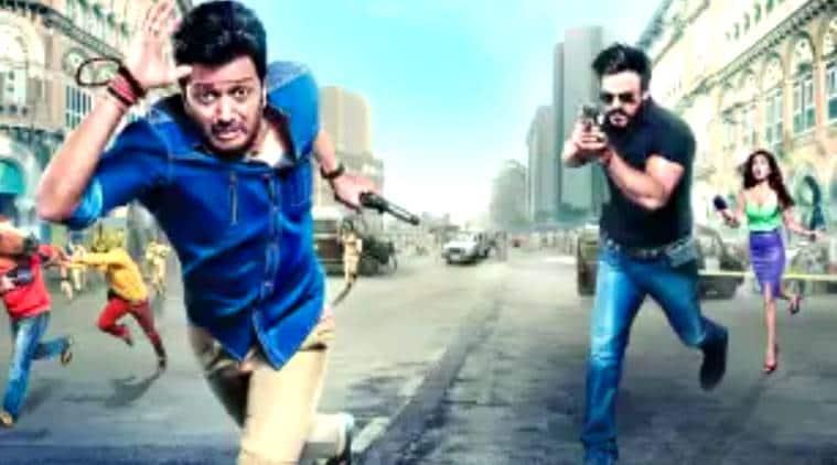 Vivek Oberoi, Riteish Deshmukh, back chor, Riteish Deshmukh film, Vivek Oberoi FILM, Vivek Oberoi BACK CHOR