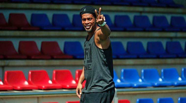 ronaldinho, barcelona, barca, copa del rey, copa del rey final, alaves, football, sports news, indian express