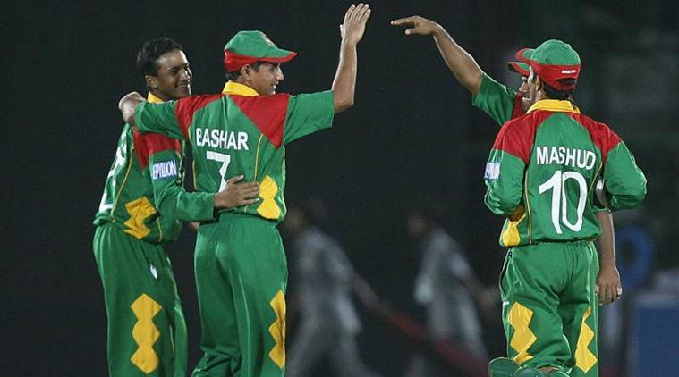 Bangladesh pull off historic win over Black Caps