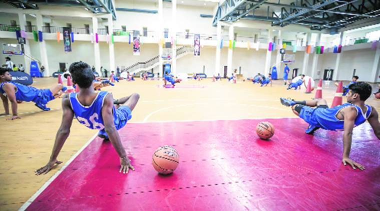 basketball, india basketball, nba india, nba basketball, basketball news, sports news, indian express