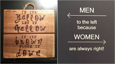 15 bathroom signs that will leave you in splits!