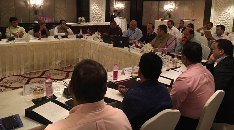 Champions Trophy, India, India Champions Trophy, BCCI, Board of Control for Cricket in India, COA, Committee of Administrators, CK Khanna, Amitabh Choudhary, Sourav Ganguly, BCCI special general meeting, ICC, ICC financial model, cricket news, sports stories, Indian Express
