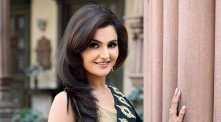 Monica Bedi returning to small screen in a negative role with Life Ok's showMasoom