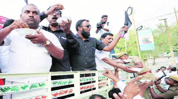 kerala youth congress, beef ban, kerala beef fest, indian express
