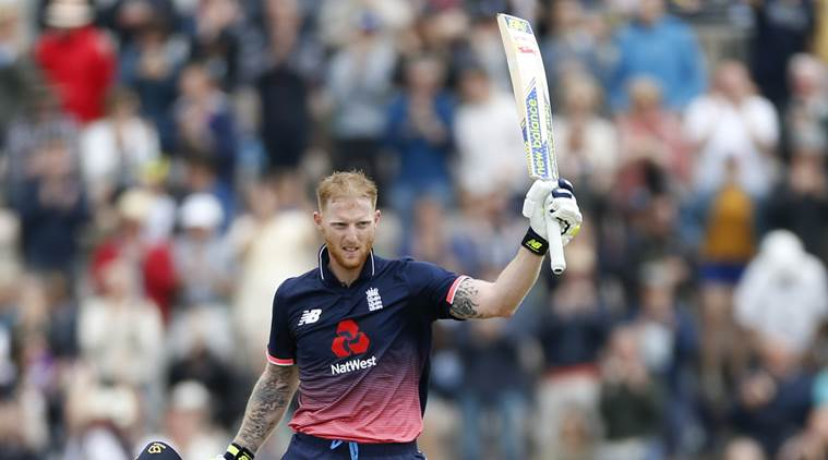 ben stokes, stokes, england vs south africa, england vs south africa second odi, eng vs sa second odi, ben stokes 100, ben stokes century, cricket news, cricket, sports news, indian express