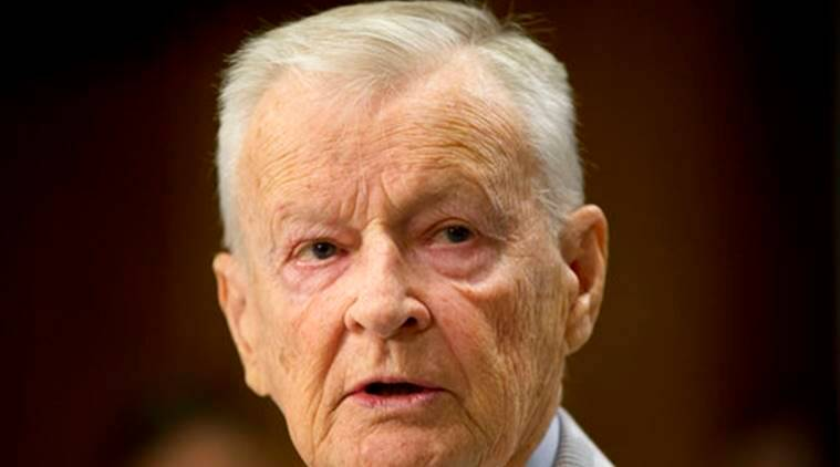Former U.S. national security, Former U.S. national security Zbigniew Brzezinski, Zbigniew Brzezinski, Zbigniew Brzezinski Former U.S. national security, Zbigniew Brzezinski Died, Zbigniew Brzezinski Passed Away, World News, Latest World News, Indian Express, Indian Express News