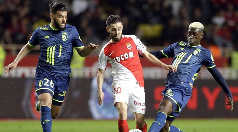 Bernardo Silva, Silva, Bernardo Silva Manchester City, City, Man City, Bernardo Silva MonacoPremier League, Football news, Football, Sports news, Sports, Indian Express